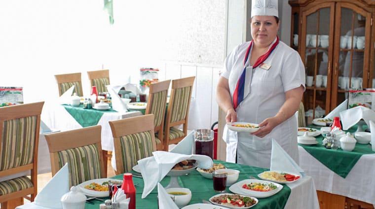 Строгая диета санаторий